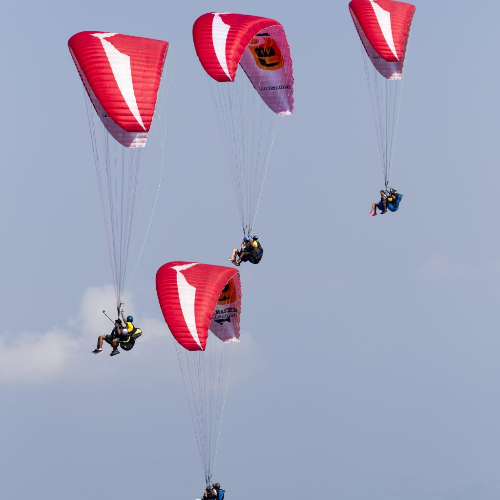 Group Flying