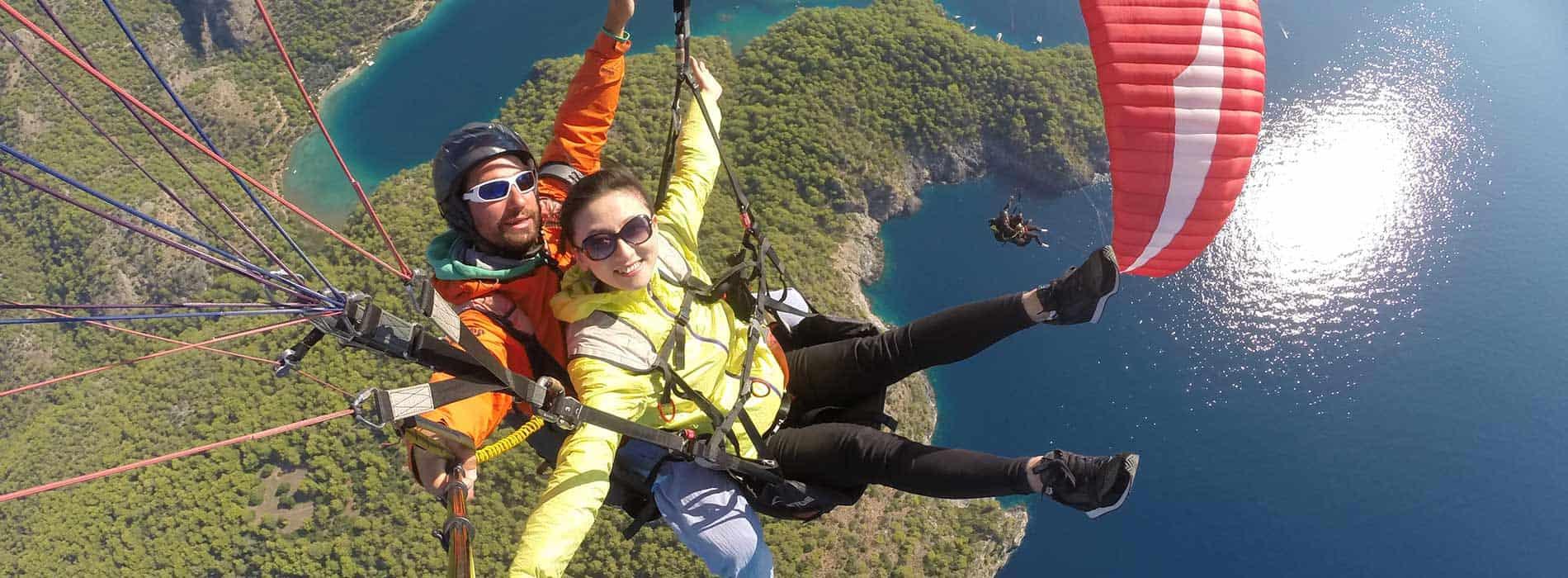 ReAction-Paragliding